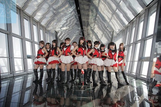Lirik Lagu JKT48 - Flying Get