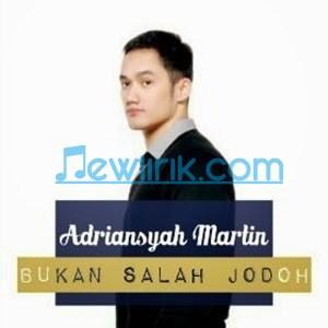 Lirik lagu Ardiansyah Martin – Bukan Salah Jodoh