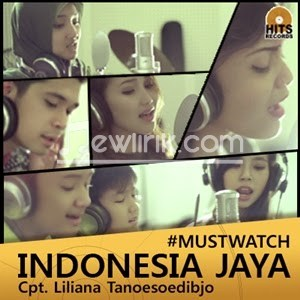 Lirik Lagu Fatin And Friend - Indonesia Jaya