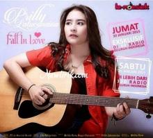 Lirik Lagu Prilly Latuconsina - Fall In Love